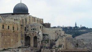 les vestiges d'un vieux temple à jerusalem