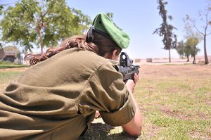 Le Sous-lieutenant Noy en action