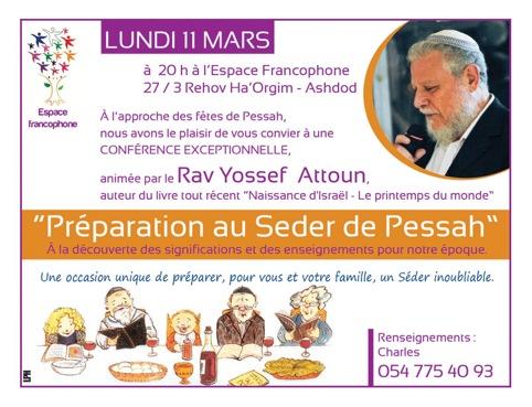 Cours RAV Attoun 11 mars 2013