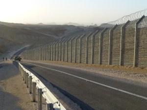 egypte-israel-border