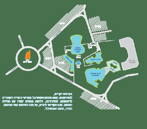 plan des lieux de festivité