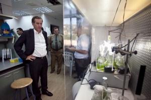 L'Ambassadeur à la socoieté Trans Bio Diesel