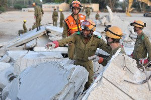 IDF-Home-Front-Command-Search-and-Rescue-Soldiers