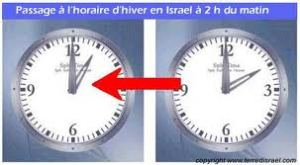 heure d'hiver 2013