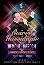 soiree hassidique