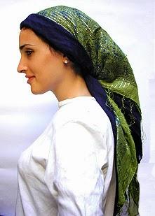 Coiffure femme juive
