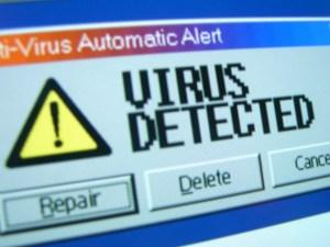 virus-internet