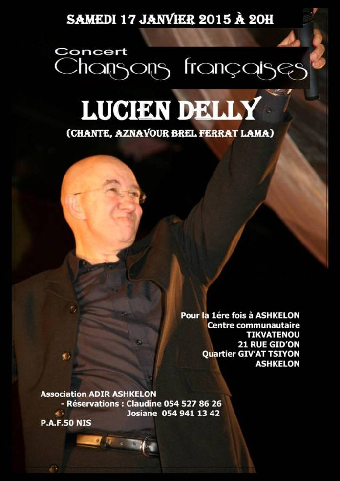 lucien delly