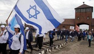 La Marche des vivants à Auschwitz