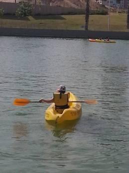 parc ashdod yam kayak