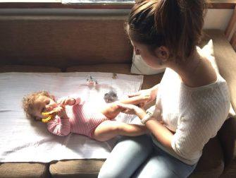 reflexologie des bebes1