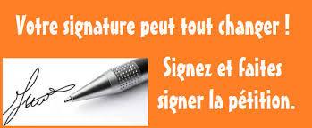 signature petition