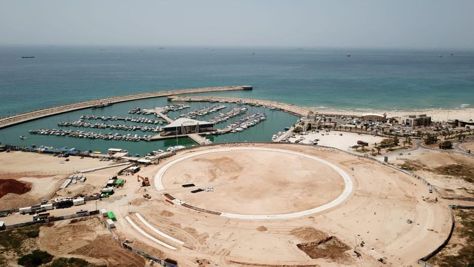 Ashdod Marina: Ashdod : Continuons à Promouvoir Le Lac De La Marina