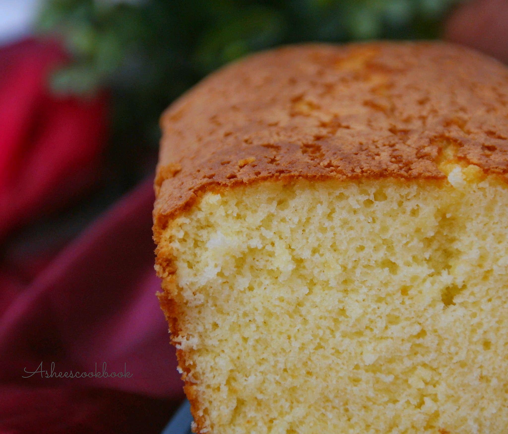 Will A Sponge Cake Deflate
