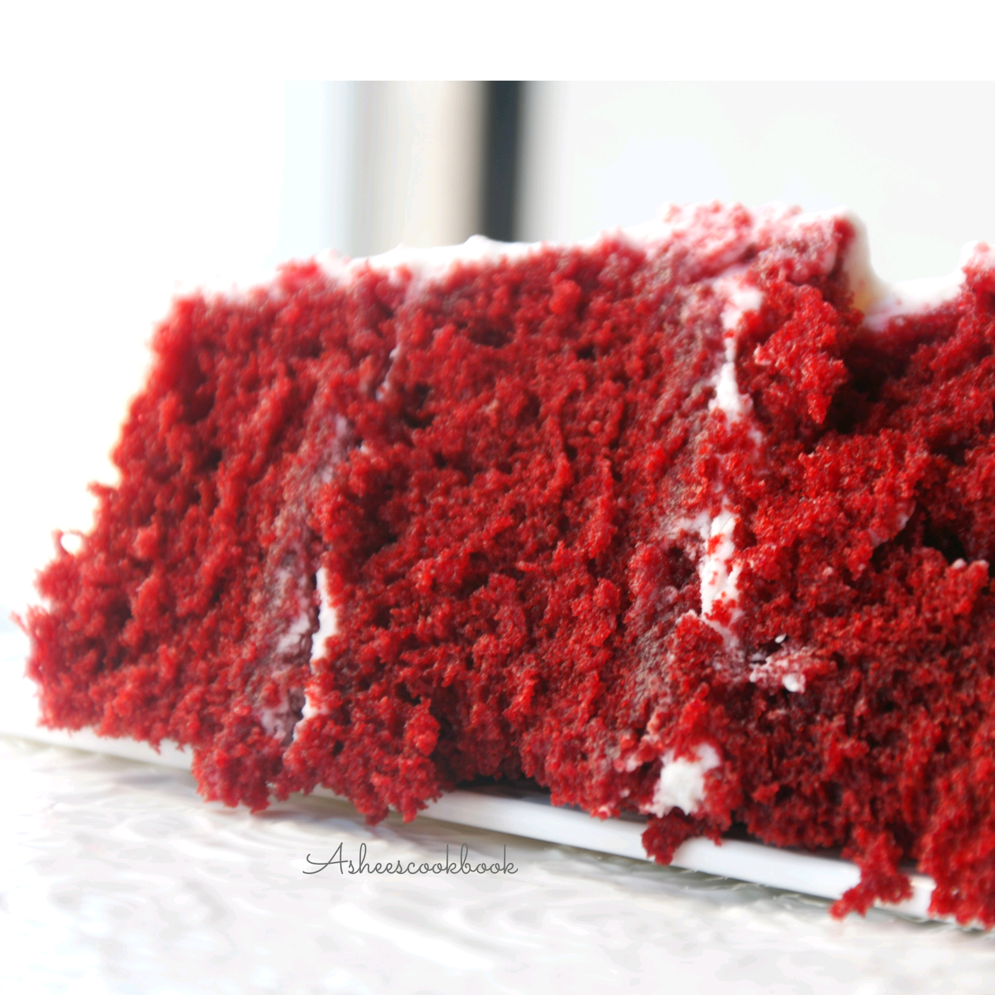 Red Velvet Cake Made In Microwave