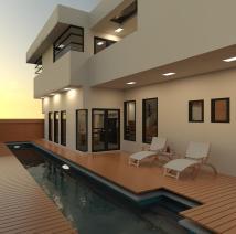 Revit Renderings Interior Design