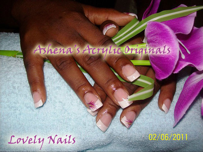 Lovely-Nails – Ashena\'s Acrylic