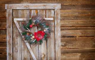 ashery christmas wreath