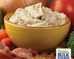 bacon onion dip