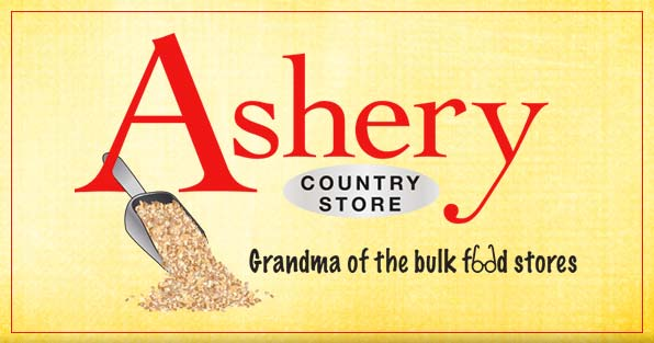 Bulk Foods Ashery Country Store Holmes County Ohio