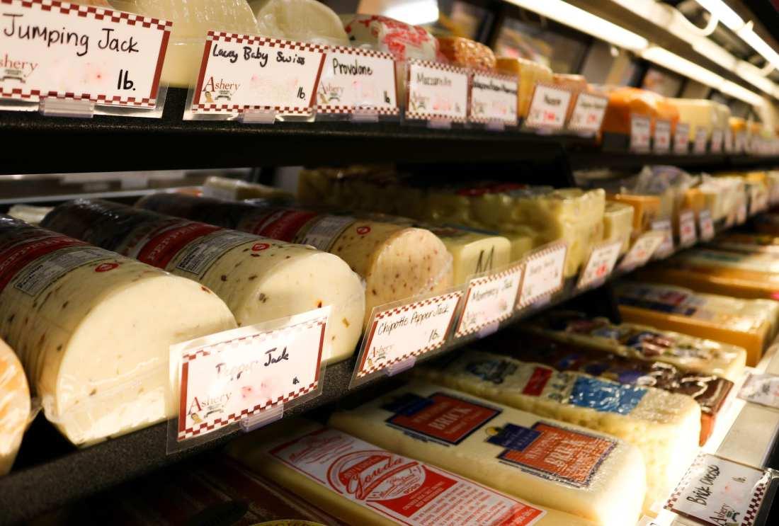 fresh deli meat and cheese Columbus Ohio