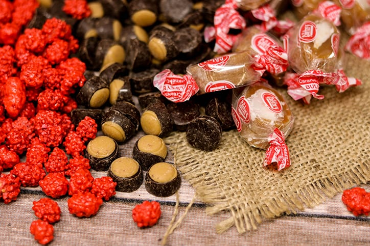 Bulk Foods Candy Products Holmes County Ohio