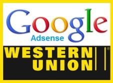 adsense western union