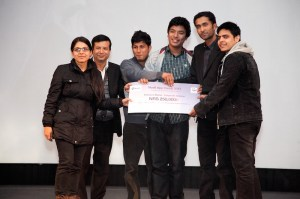 Ncell app camp category thematic winner SentiNep corporate solution