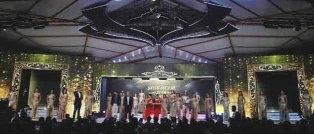 Miss Nepal World 2018