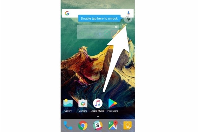 how to disable touch input on android smartphone