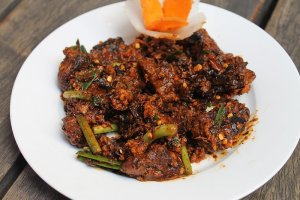 Choila: Local Dishes to try when you visit Nepa
