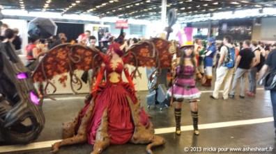 [Event] Japan Expo 2013 - League of Legends 03