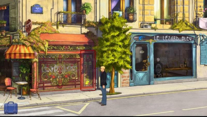 """Guide - Les Chevaliers de Baphomet 5 La Malédiction du Serpent - trophée """"Les cachettes de Joey"""""""