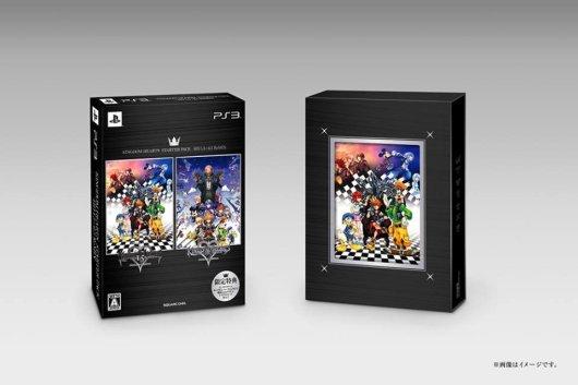 Actualité - éditions spéciales Kingdom Hearts HD ReMIX - édition starter 1