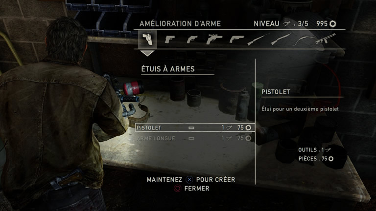 Test - The Last of Us Remastered - diversité et modes de jeux