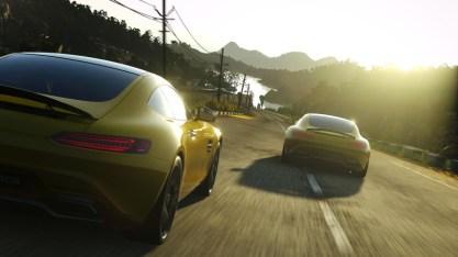 Actualité - DriveClub - la tonne d'informations - Mercedes AMG GT - 2
