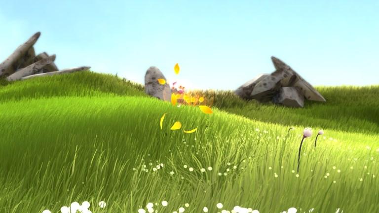 Test - Flower - navigation et gameplay