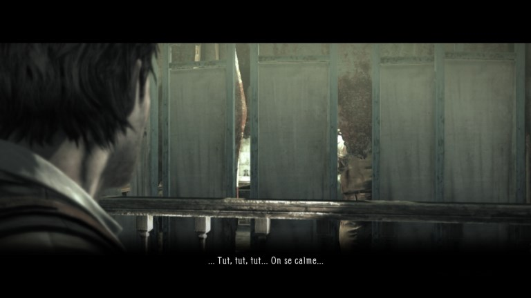 Test - The Evil Within - bande-son