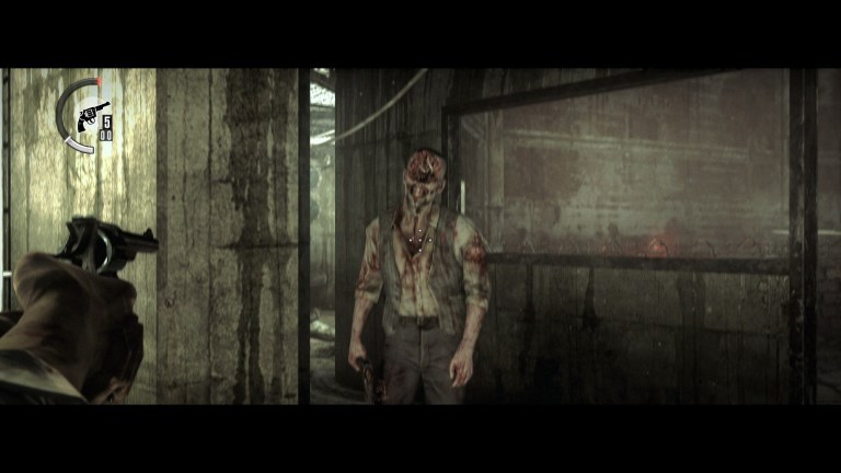 Test - The Evil Within - navigation et gameplay