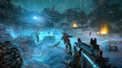 Actualité - Far Cry 4 - la Vallée des Yétis - disponible - assaut