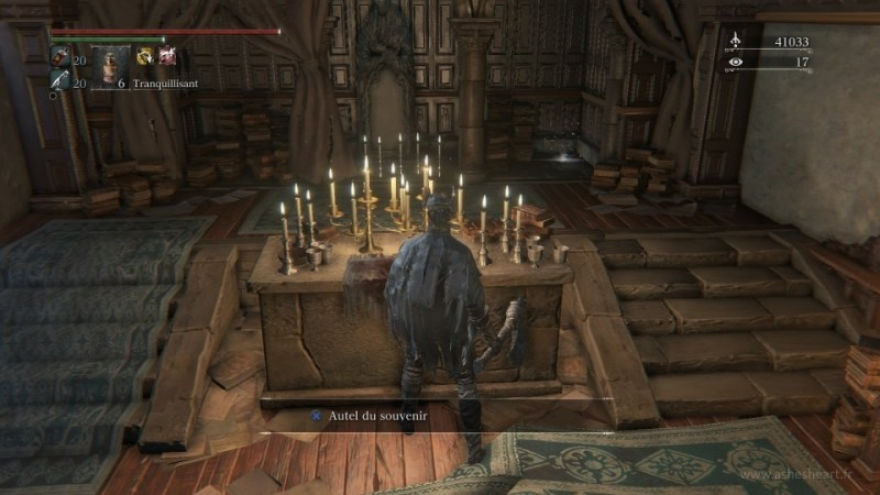 L'autel du souvenir