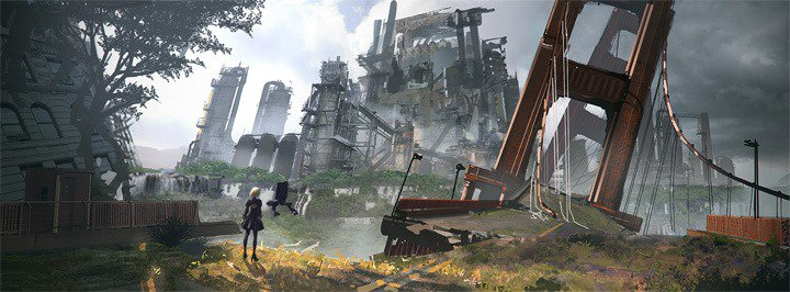 [Event] PGW 2015 - NieR Automata - screenshot - 11