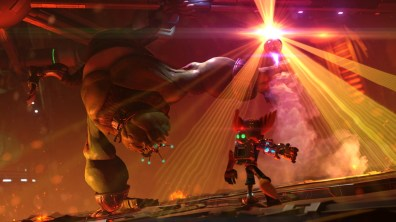 [Event] PGW 2015 - Ratchet & Clank - screenshot - 03