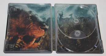 Collector - Far Cry Primal - édition collector - steelbook intérieur