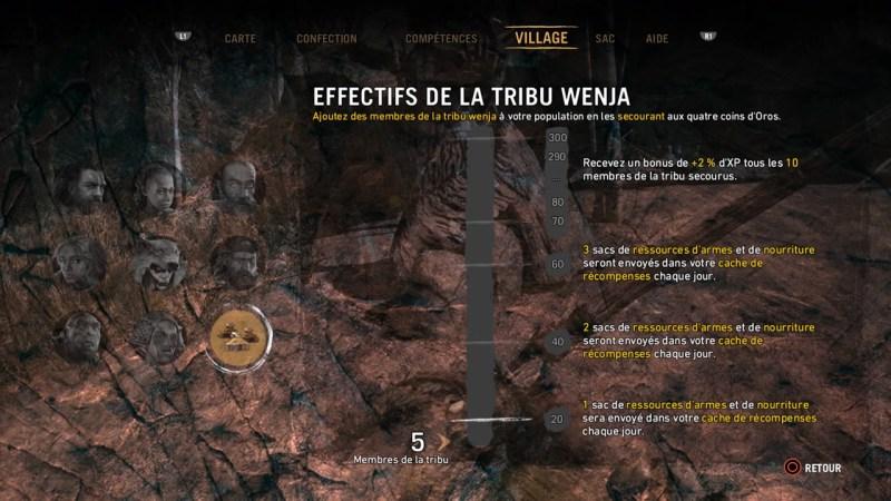 La tribu des Wenja !
