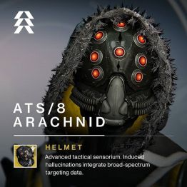 Arachnide ATS/8