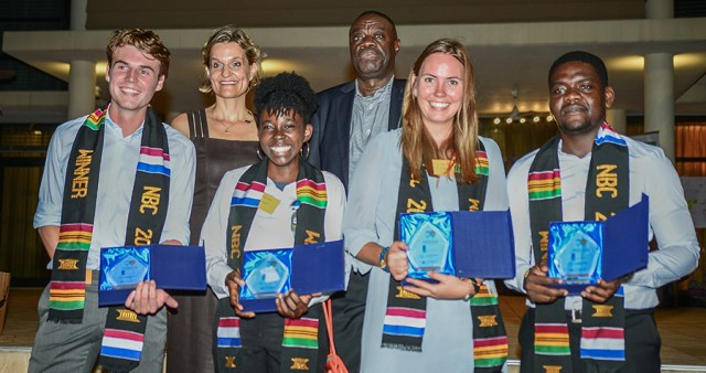 Five Ashesi Students Participate in Dutch's Embassy New Business Challenge