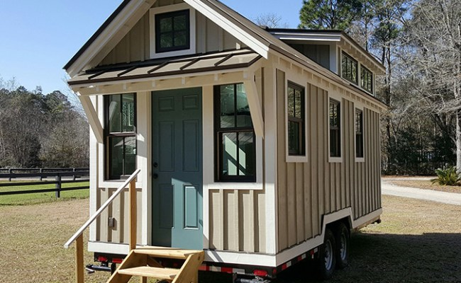 The 2016 Tiny House Conference Asheville