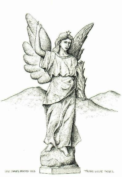 Thomas Wolfe Angel
