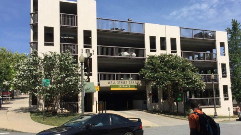 Wall Street Garage Elevator To Close For Replacement The City Of Asheville
